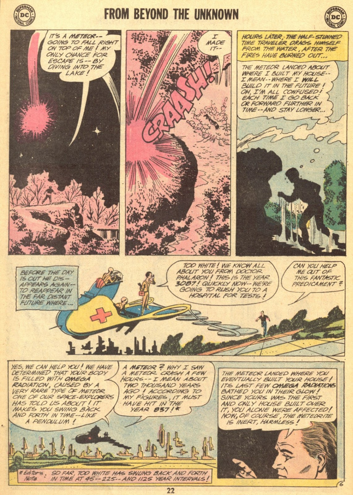 From Beyond the Unknown (1969) issue 9 - Page 24