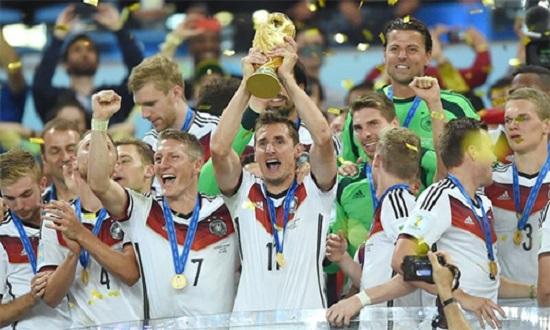 Klose từng cùng tuyển nhà vô địch World Cup 2014.