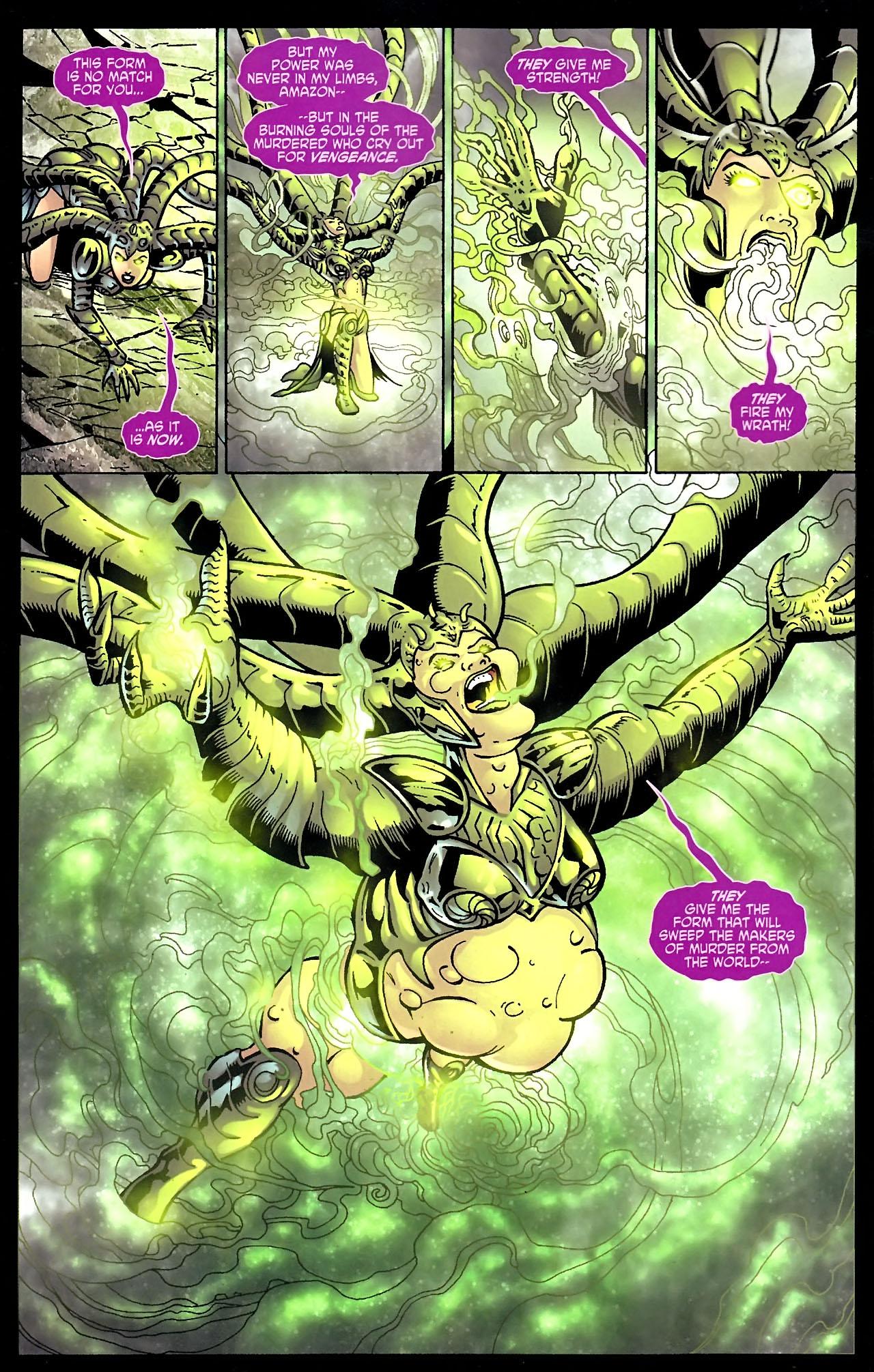 Read online Wonder Woman (2006) comic -  Issue #614 - 5