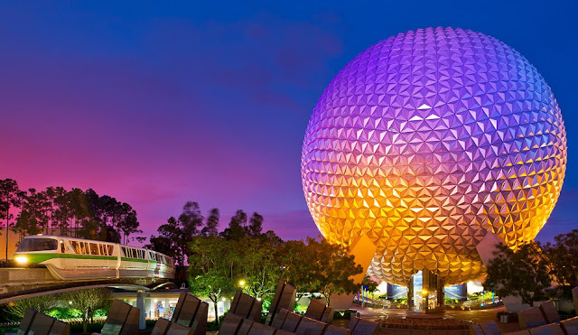 Parque Disney Epcot Orlando