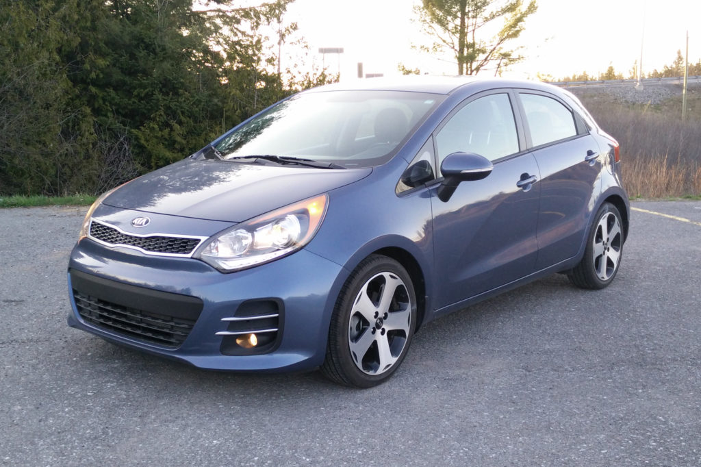 Day By Day Review: 2016 Kia Rio 5 Door