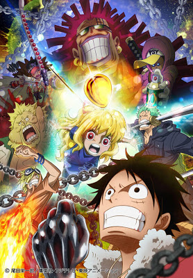 Download One Piece: Heart of Gold (2016) HDTV Subtitle Indonesia