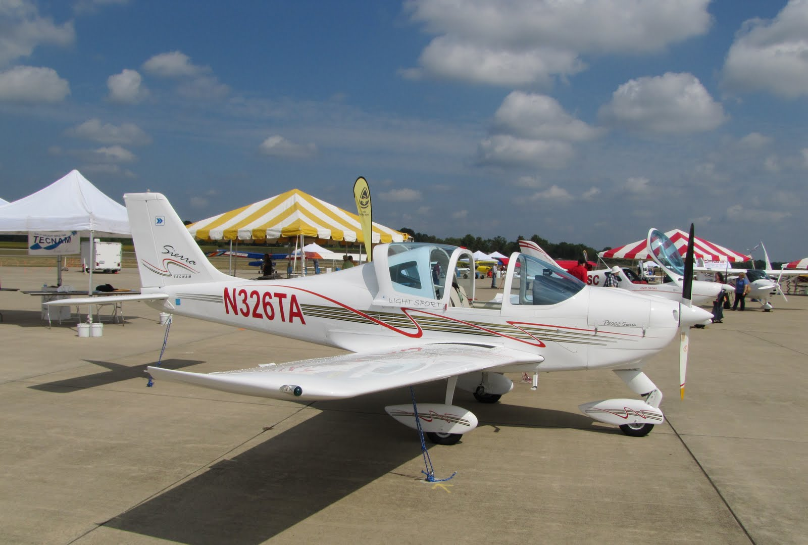 The Aero Experience: Midwest Light Sport Aircraft Expo In Mount