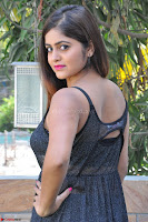 Pragya Nayan New Fresh Telugu Actress Stunning Transparent Black Deep neck Dress ~  Exclusive Galleries 018.jpg