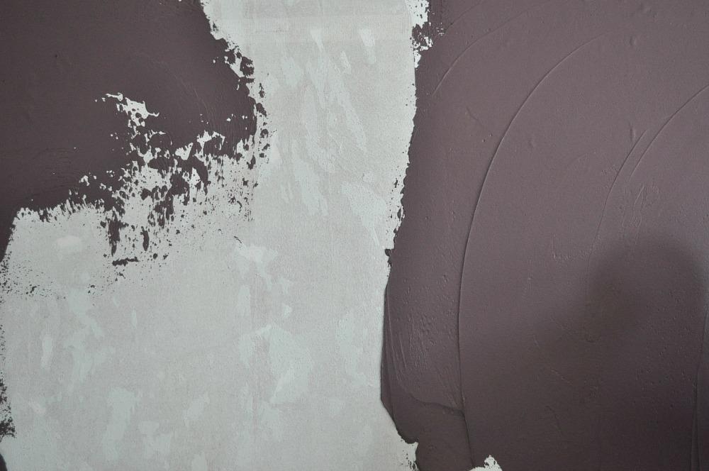 Thistle magnetic plaster DIY bedroom make over