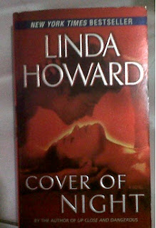 Novel Cover Of Night Linda Howard