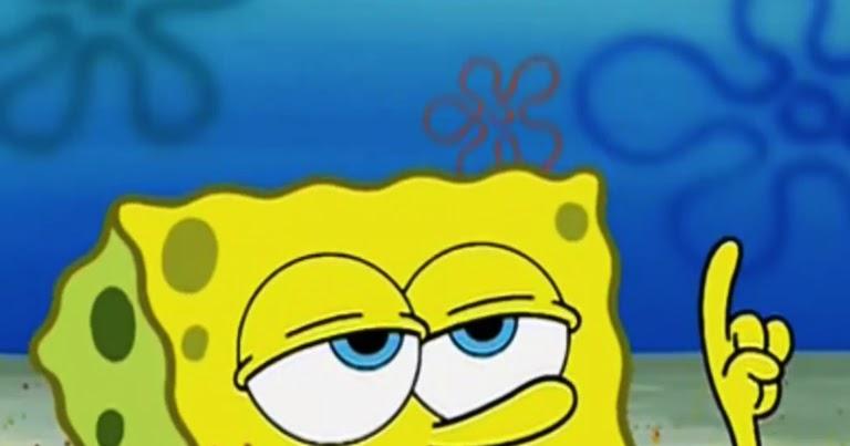 girl: Mentahan Meme Spongebob Lucu Bacot dan Polosan Gambar Lucu Terbaru