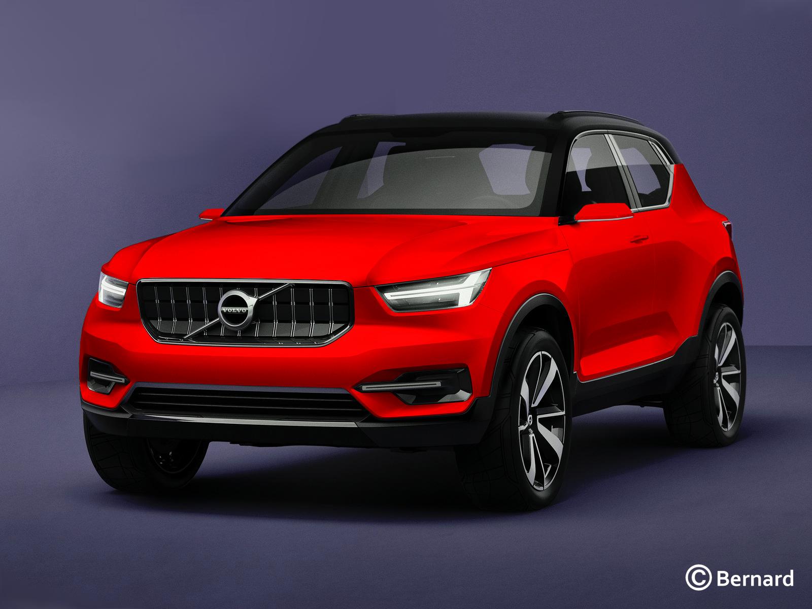 Volvo C40 Autos Post