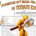Download Formulir SPT Masa PPh Pasal 21 atau 26 1721 Terbaru excel