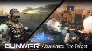 Gun War Mod APK