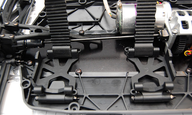 Axial Exo Terra battery straps