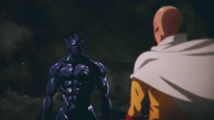 One Punch Man 2ª temporada - Episódio 01