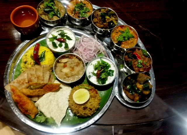 The Chettinad Spread