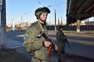 Полный список батальона «Шторм»: «Герои АТО» против Саакашвили (видео)