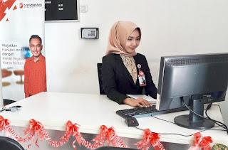 Contoh Surat Lamaran Kerja Customer Service dan Frontliner Bank