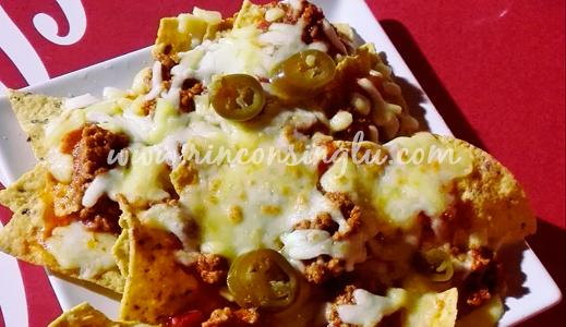 nachos sin gluten salsa chips jerez
