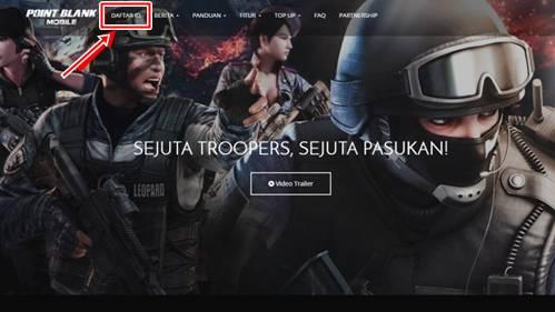 Cara Buat Akun Baru PB Mobile Indonesia / Registrasi ID Good Games