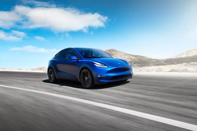 Tesla announces Tesla Model Y compact SUV set for 2020 release starting at $39,000