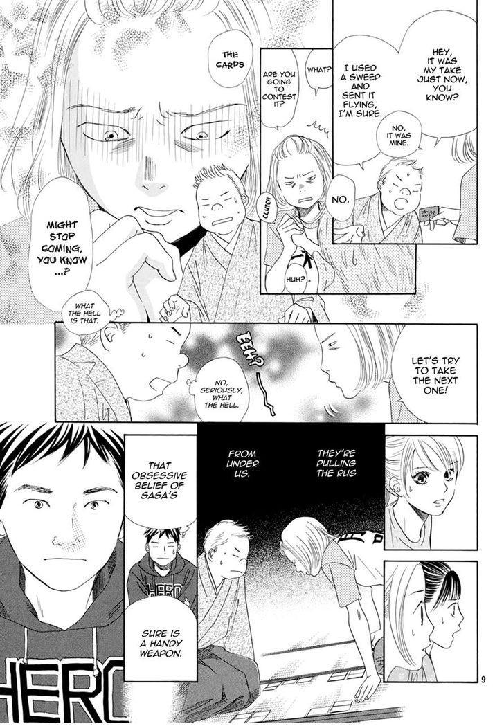 Chihayafuru - Chapter 111