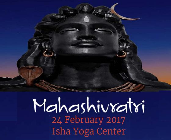 Isha Maha Shivaratri 2017 Live