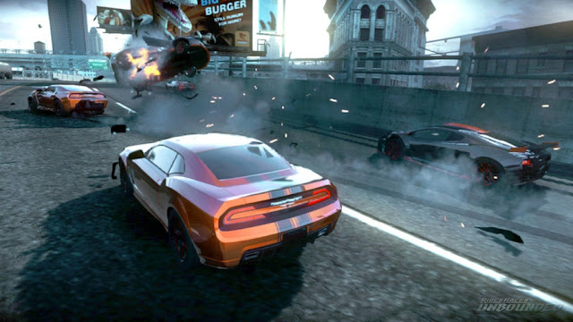 Ridge Racer Unbounded PC Download Photo
