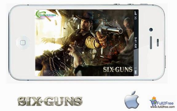 iOS Game : Six Guns v2.0
