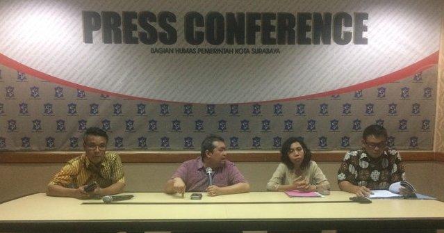 Nyaris adu jotos dengan Ketua DPRD Surabaya, Kasatpol PP minta maaf