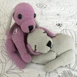 http://www.artedetei.com/2016/12/adorables-perritos-amigurumi.html