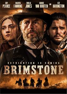 Brimstone Poster