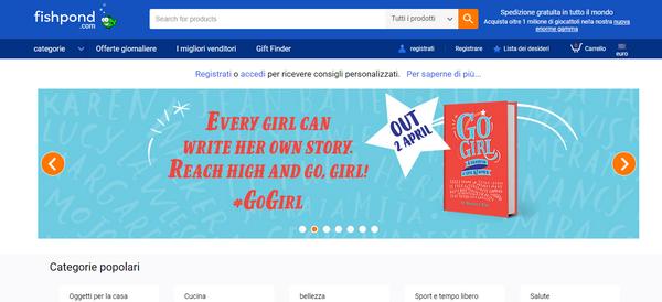 Migliori siti di shopping online con spedizione internazionale gratuita tantilink - Siti per la casa ...
