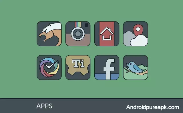 IMMATERIALIS ICON PACK Apk