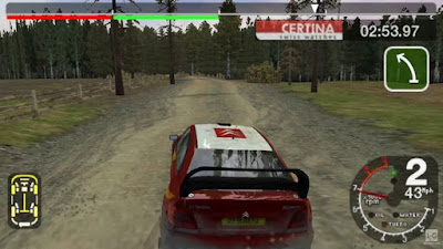 Download Colin McRae Rally 2005 Plus PSP PPSSPP