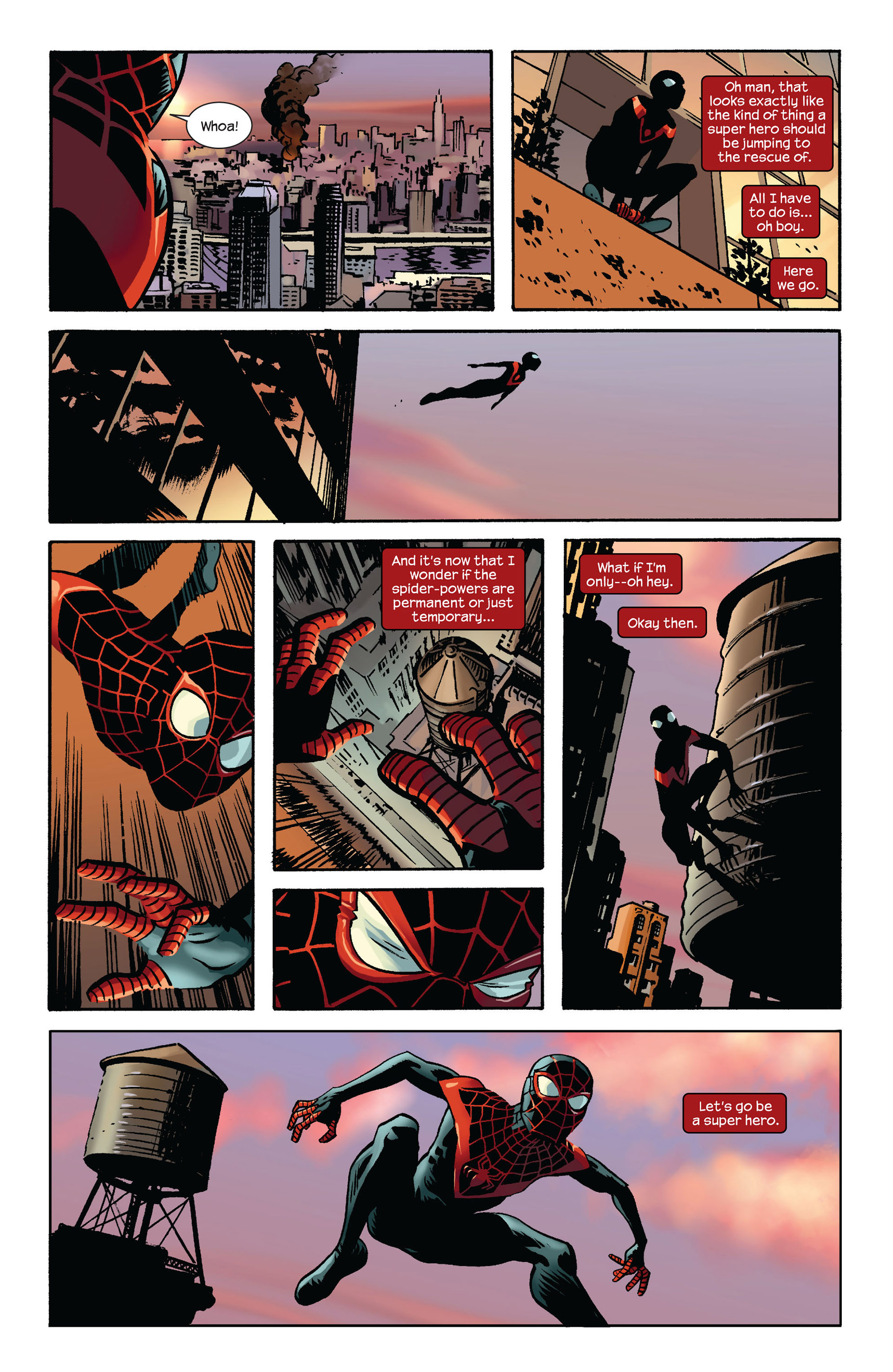 Read online Ultimate Comics Spider-Man (2011) comic -  Issue #7 - 10