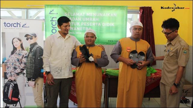 Siswa SLBN Kota Bandung Mendapat Hadiah Umroh Gratis dari Dubes Arab Saudi