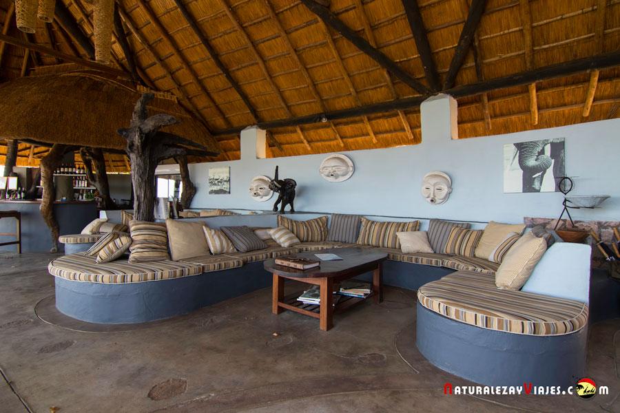 Kafunta River Lodge. South Luangwa, Zambia