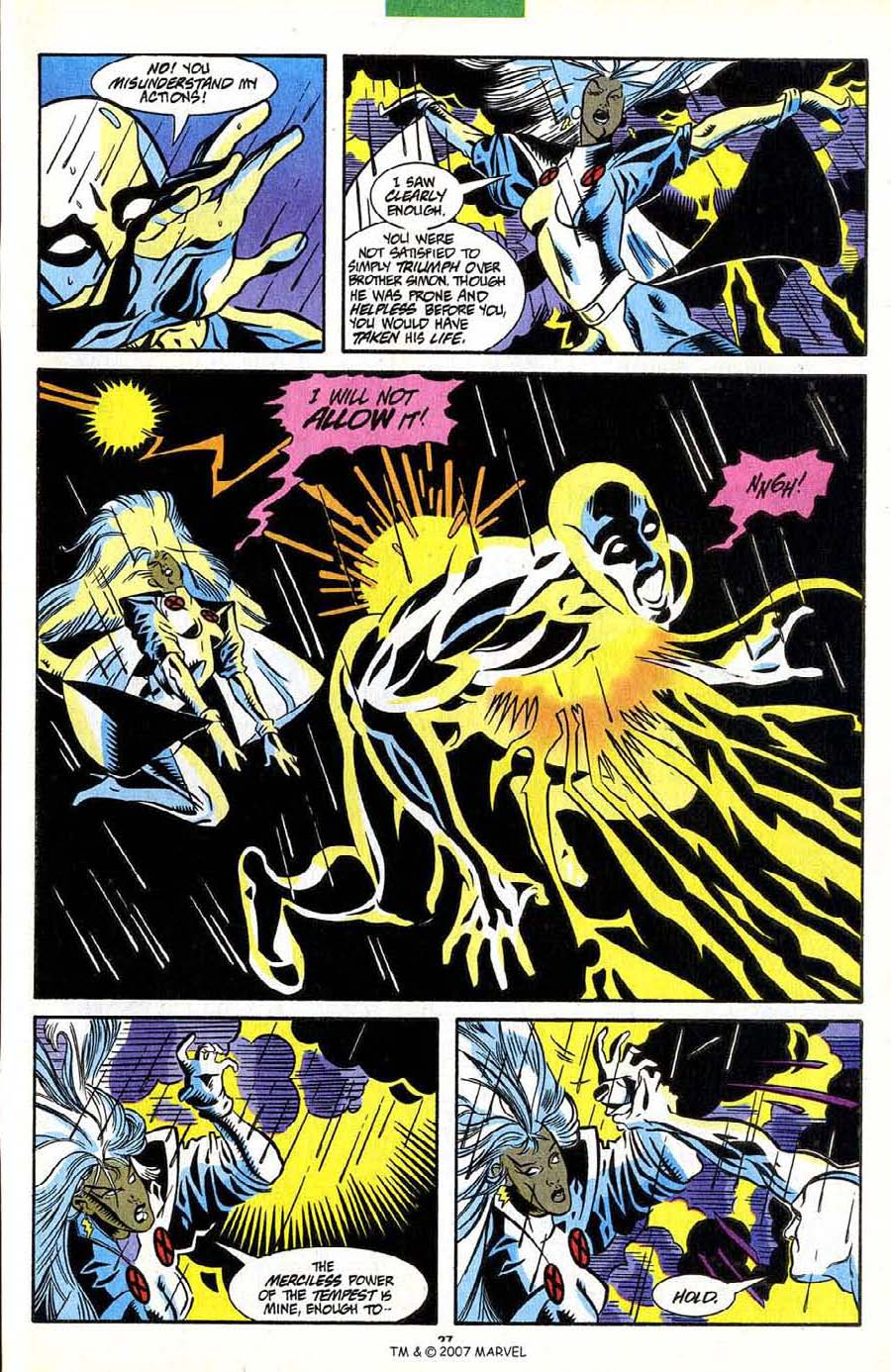 Read online Silver Surfer (1987) comic -  Issue #85 - 29