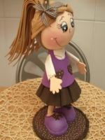 http://manualidadesparaninos.biz/como-hacer-una-fofucha-con-pelo-largo/