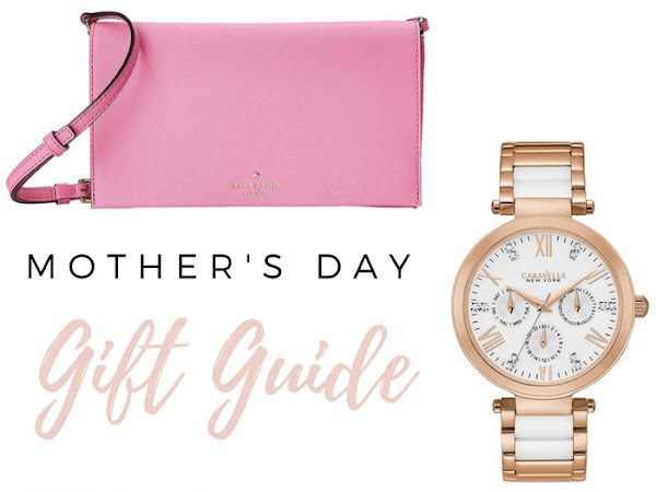 A Mother's Day Gift Guide with My Gift Stop + 10% discount and a $300 gift card giveaway!