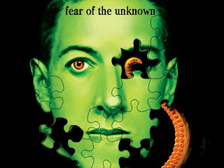 lovecraft fear of the unknown poster recortado