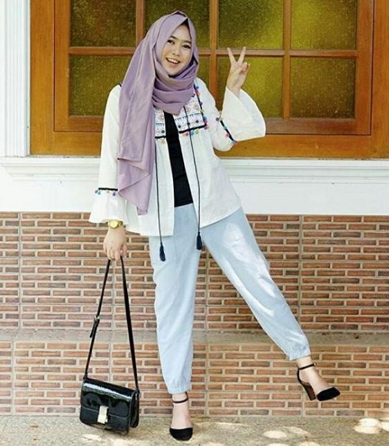 30 tutorial fashion hijab modern trend 2018 syar i