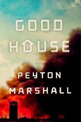 Interview with Peyton Marshall, author of Goodhouse - September 30, 2014