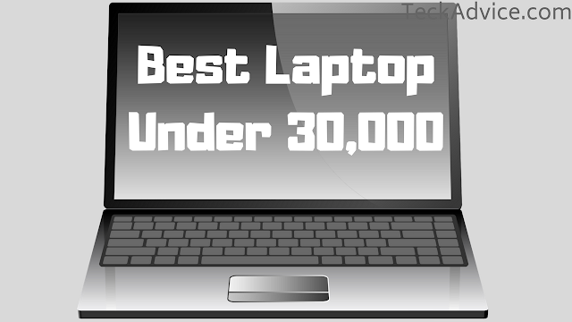 Best Laptop Under 30,000 in india