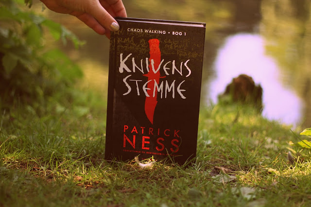 Knivens Stemme Patrick Ness Chaos Walking