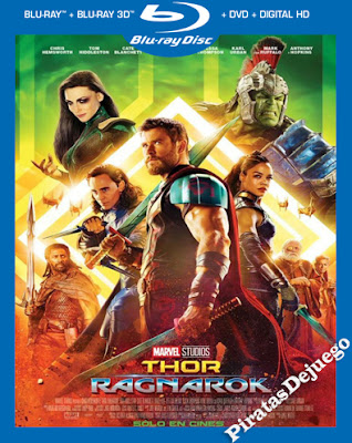 Thor: Ragnarok (2017) IMAX HD 1080P Latino