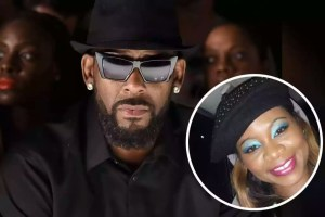 R. Kelly Being Sued For Messing Around With Another Man's Wife 1