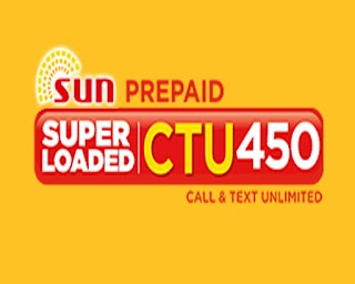 Sun CTU450 – Unli call and text to all networks + Free FB for 30 Days