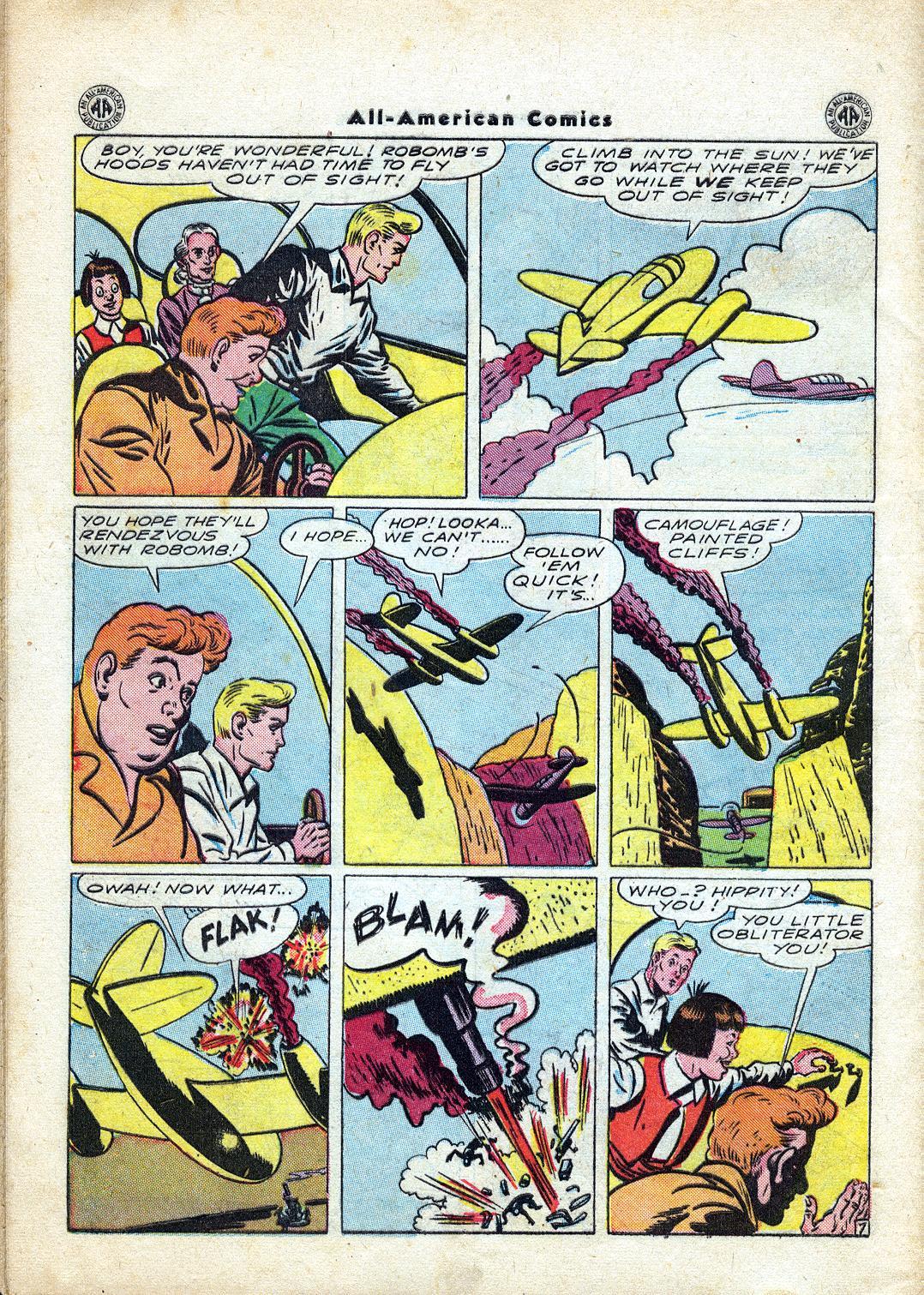 Read online All-American Comics (1939) comic -  Issue #69 - 49