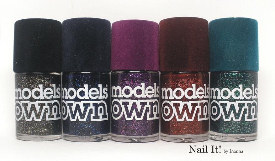 "Models Own ,,Velvet Goth Collection"""