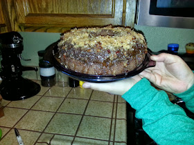 Stack Cooker German Chocolate Cake