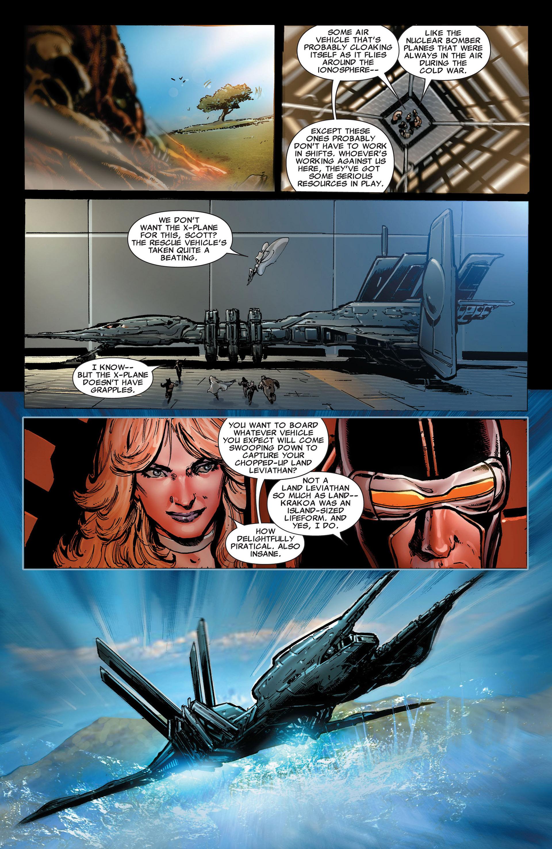 Read online Astonishing X-Men (2004) comic -  Issue #33 - 13